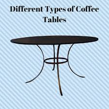 Different Types Of Coffee Tables Coffee Tables Archives Tjkong