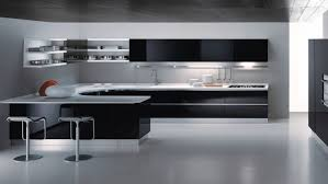 Dark Kitchen Countertops - kitchen attractive dark kitchen cabinet pictures with black high
