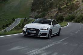 audi rs5 coupe 2018 audi rs 5 coupe drive review