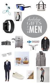 holiday gift ideas for men cc mike lifestyle blog