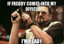 Meme Freddy - fnaf meme 1 i m ready for freddy by qualtic on deviantart