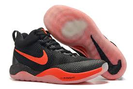 Nike Basketball Shoes advanced nike zoom hyper rev 2017 black orange s basketball