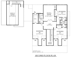 6 floor plans 4 bedroom house up stairs plan 51726hz 4 bed