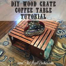 crate coffee tables coffee tables crate coffee table instructions home depot crate