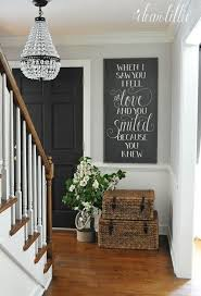 Home Foyer Decorating Ideas 137 Best Decor Foyers Images On Pinterest Entryway Ideas