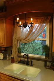 Window Treatments For Kitchen by Best 25 Double Window Curtains Ideas Only On Pinterest Big