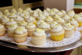 bridal cupcakes s tea party bridal shower lemon vanilla cupcakes from