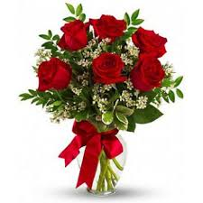 flower bouquets abu dhabi flower delivery 6 roses fillers and