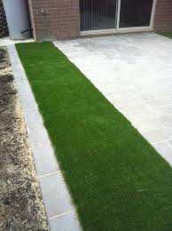 Astro Turf Www Pavingcanberra Com Paving Courtyard Synthetic Turf And Paving