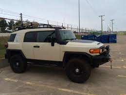 toyota main dealer offroad garage snorkel installation toyota fj cruiser forum