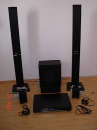 panasonic dvd home theater sound system vand panasonic sa pt560 dvd home theater system in stare impecabila