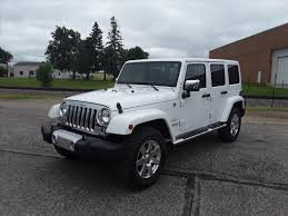 white jeep 4 door jeep wrangler 4 door in minnesota for sale used cars on