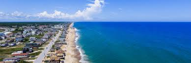 Map Of Outer Banks Outer Banks Vacation Rentals Outer Banks Rentals Outer Banks Blue