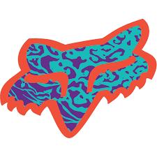 fox motocross stickers fox marz 7 inch sticker fox racing canada
