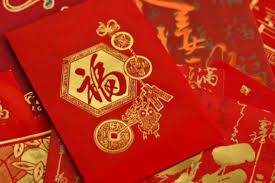 new year envelopes learn to write 福 on a envelope new year creative
