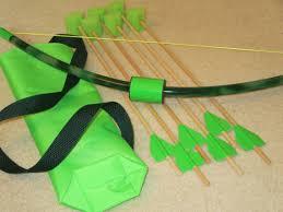 backyard archery set green bow and arrow kids small archery set backyard game
