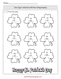 st patrick u0027s day lesson plans themes printouts crafts