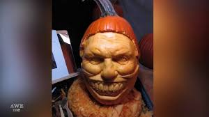 zombie pumpkin carving ideas awe me twisty the clown american horror story pumpkin carving