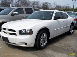 2007 dodge charger in stone white 842618 jax sports cars