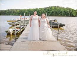 wedding photographers raleigh nc lake johnson wedding raleigh nc lgbt wedding photographers