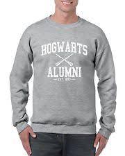 hogwarts alumni sweater deathly hallows sweater ebay