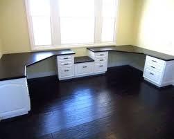 Custom Corner Desks Desk Custom Corner Office Saveemail Desks For With Regard To