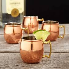 moscow mule mugs moscow mule mugs are copper mugs really better