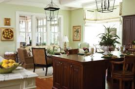 Southern Dining Rooms by Classic Design In A Remodeled Victorian Home Southern Style