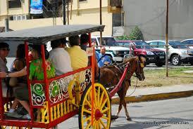 kalesa philippines trip or treats walking carlos celdran u0027s way
