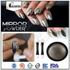 professional duochrome pigment for nail polish mirror effect nail