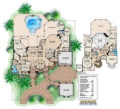la casa del sol house plan weber design group naples fl