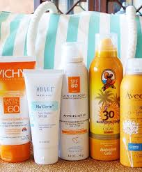 how to choose the right sunscreen the best indoor self tanners