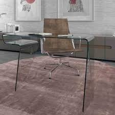 bureau plexi bureau en plexiglass verre ou métal design du fabricant de mobilier