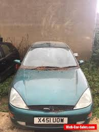 ford focus 1 8 2000 ford focus 1 8 petrol spares or repairs ford focus forsale