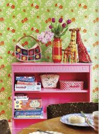 Best The Great Interior Design Challenge Images On Pinterest - Poppy wallpaper home interior