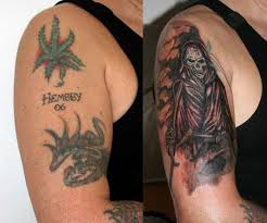 curiosities outstanding tattoo cover ups