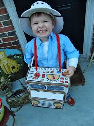 Truck Halloween Costume Anne Elser Mail Truck Costume