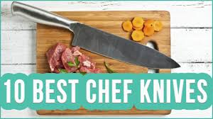 Top Ten Kitchen Knives by Best Chef Knife 2016 Top 10 Chef Knives Toplist Youtube