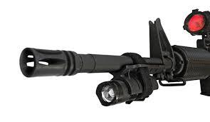 ar 15 light mount shot tactical beam lokr ar 15 flashlight mount