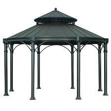 10 X 12 Gazebo Lowes outdoor metal gazebo lowes at pergola kits roof fotec