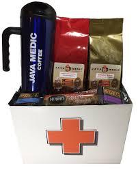 thank you gift basket gifts gift basket java medic coffee