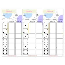 free printable table tents play bunco with these free printable score cards tally sheets and