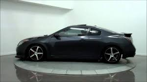 nissan coupe 2012 2008 nissan altima 3 5se coupe youtube