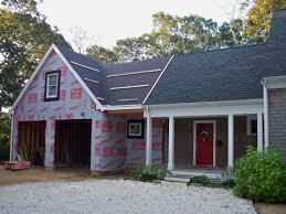 cape cod look house plan attached garage plans home decor waplag ideas outdoor