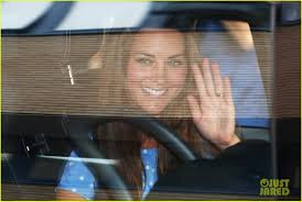 Middleton Home Prince William Drives Royal Baby U0026 Kate Middleton Video Photo