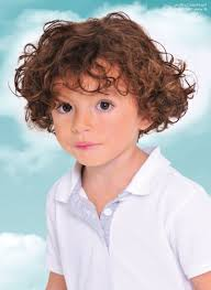 toddler boy faded curly hairsstyle curly hairstyles for toddlers fade haircut