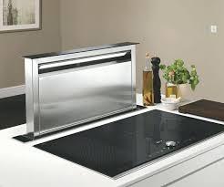 plan de travail cuisine professionnelle hotte cuisine professionnelle sans extraction hotte escamotable