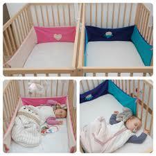chambre de bébé jumeaux lit pour jumeaux bebe ikea