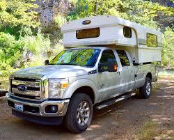Vintage Ford Truck Camper - solid wall versus pop up u2013 alaskan campers