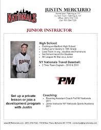 Baseball Coach Resume High Baseball Coach Resume Example Augustais